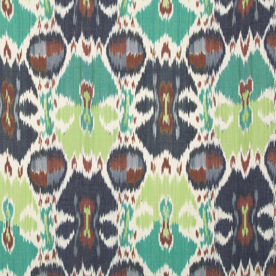 NATURALS SUNWASHED COLOR Hawk Cove Fabric - Spring Grass