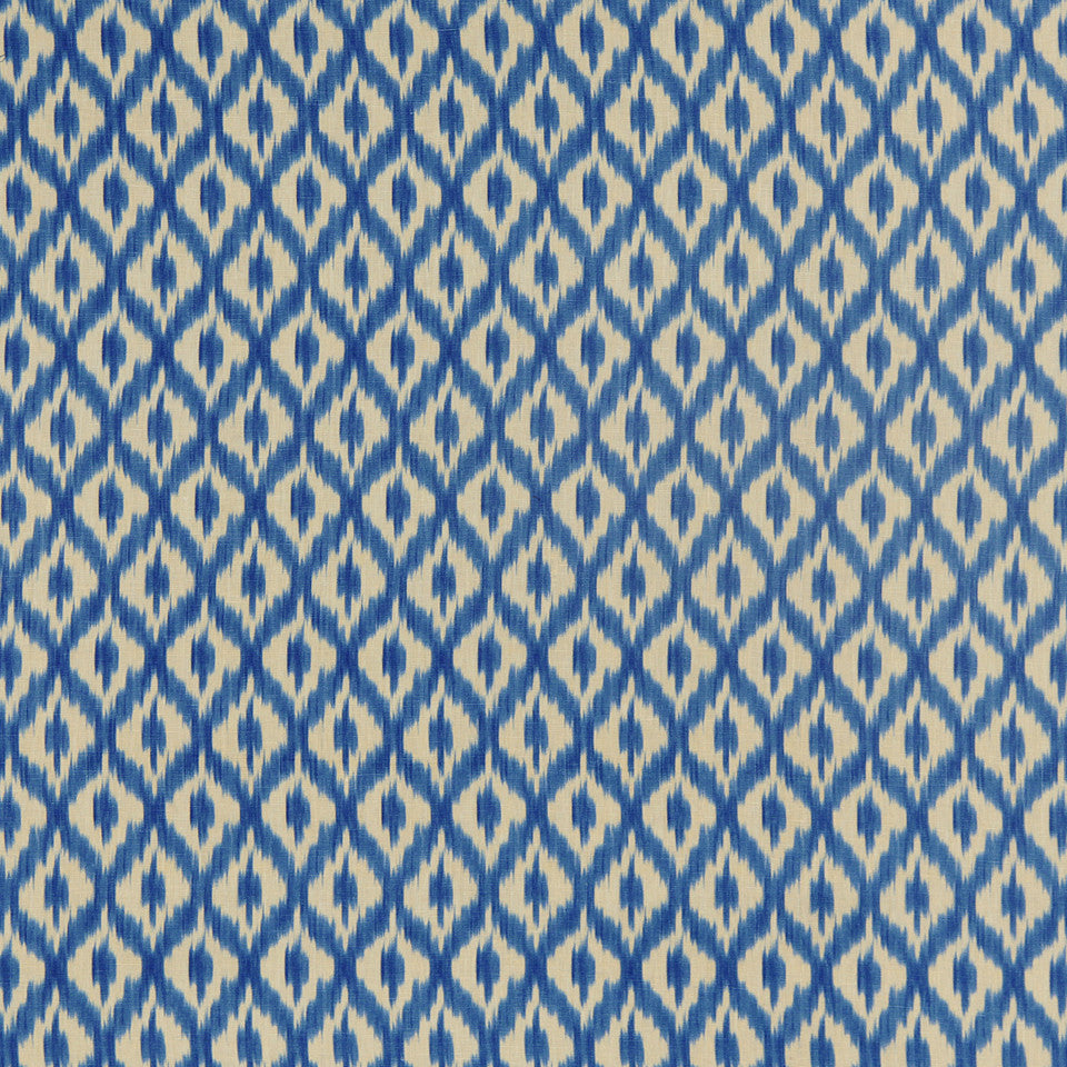 WILLIAMSBURG CLASSICS COLLECTION III Carters Grove Fabric - Federal Blue