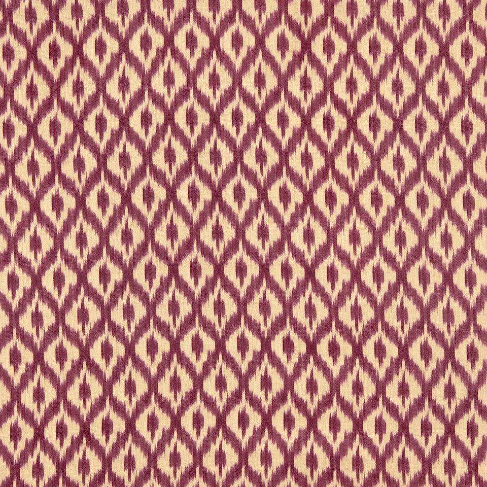 WILLIAMSBURG CLASSICS COLLECTION III Carters Grove Fabric - Aubergine