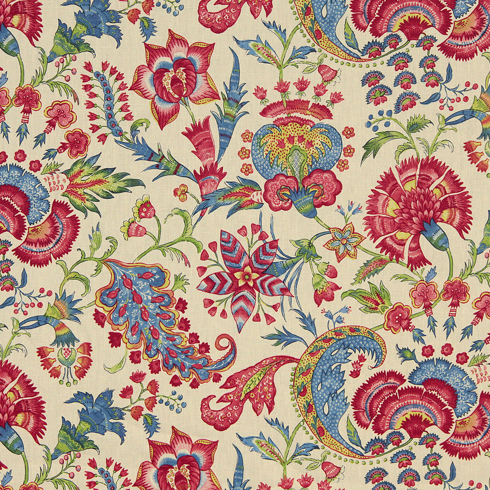 WILLIAMSBURG CLASSICS COLLECTION III Kingsmill Fabric - Colonial
