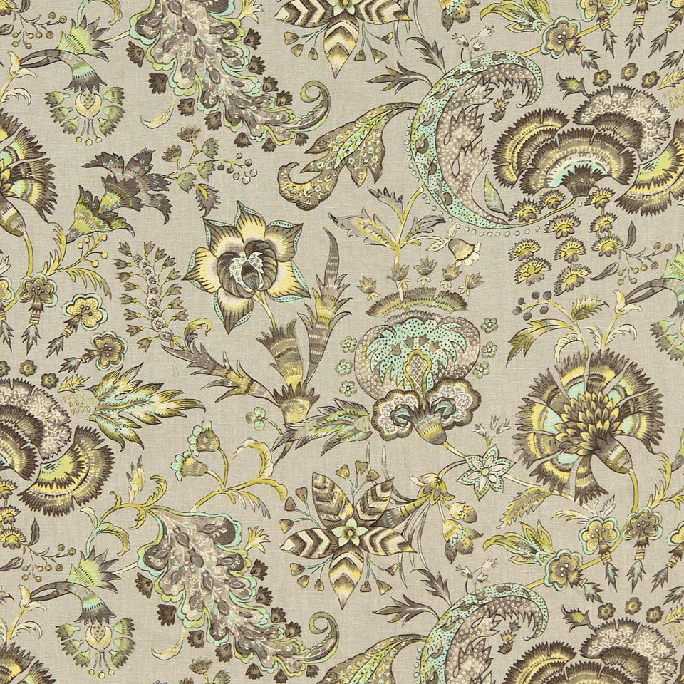 WILLIAMSBURG CLASSICS COLLECTION III Kingsmill Fabric - Dorian Grey