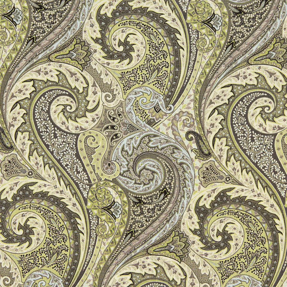 WILLIAMSBURG CLASSICS COLLECTION III Raleigh Tavern Fabric - Dorian Grey