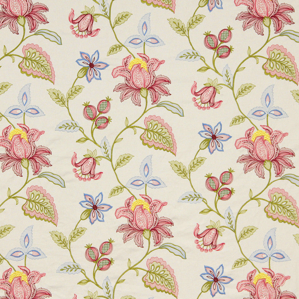 WILLIAMSBURG CLASSICS COLLECTION III Great Hopes Fabric - Colonial