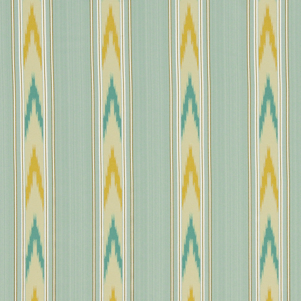 WILLIAMSBURG CLASSICS COLLECTION III Quarterpath Fabric - Turquoise