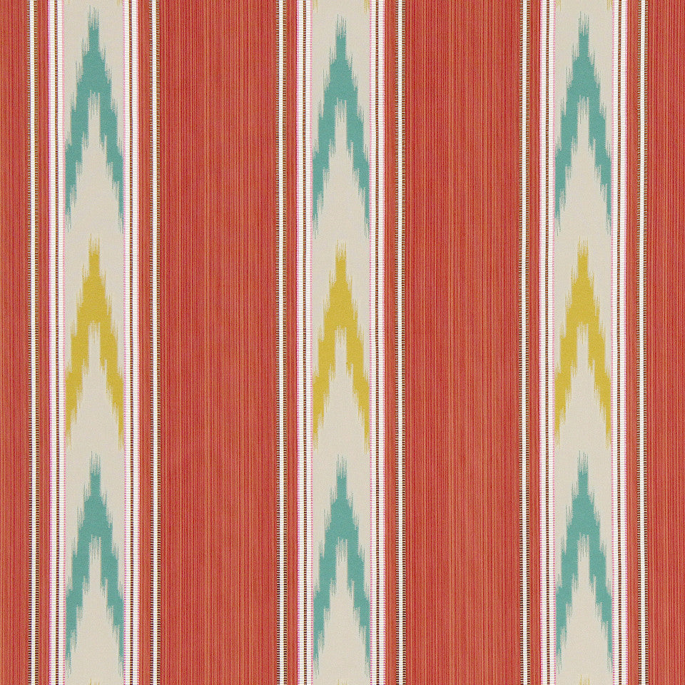 WILLIAMSBURG CLASSICS COLLECTION III Quarterpath Fabric - Mandarin
