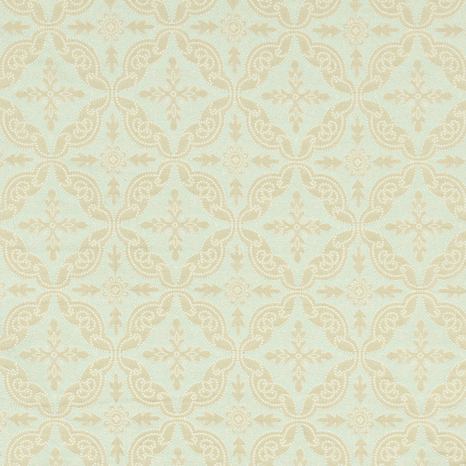 WILLIAMSBURG CLASSICS COLLECTION III Shields Tavern Fabric - Mint Julep