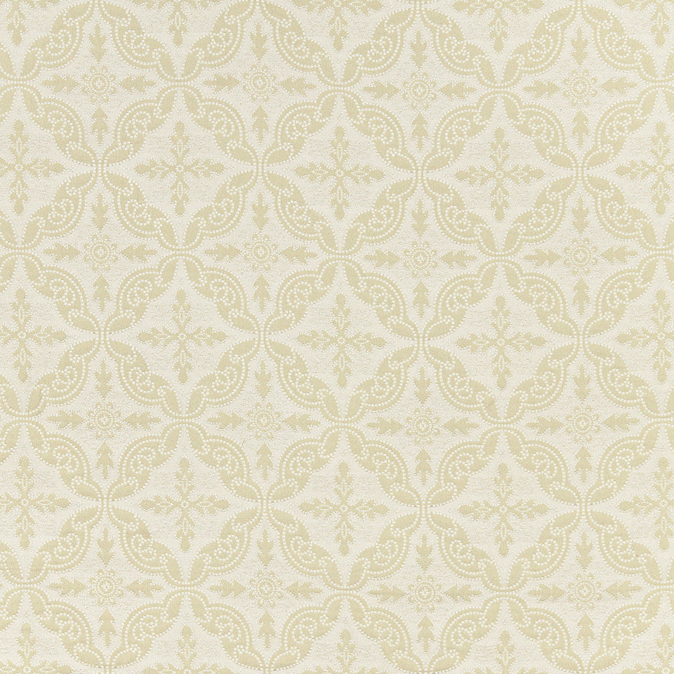 WILLIAMSBURG CLASSICS COLLECTION III Shields Tavern Fabric - Snow