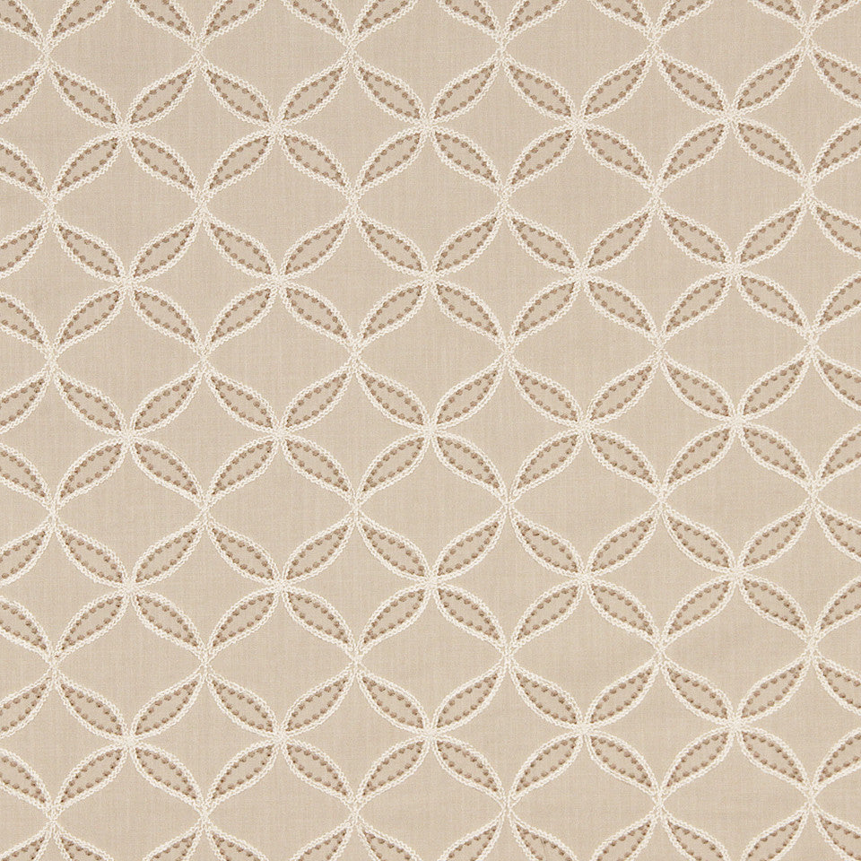 WILLIAMSBURG CLASSICS COLLECTION III Carrs Hill Fabric - Parchment