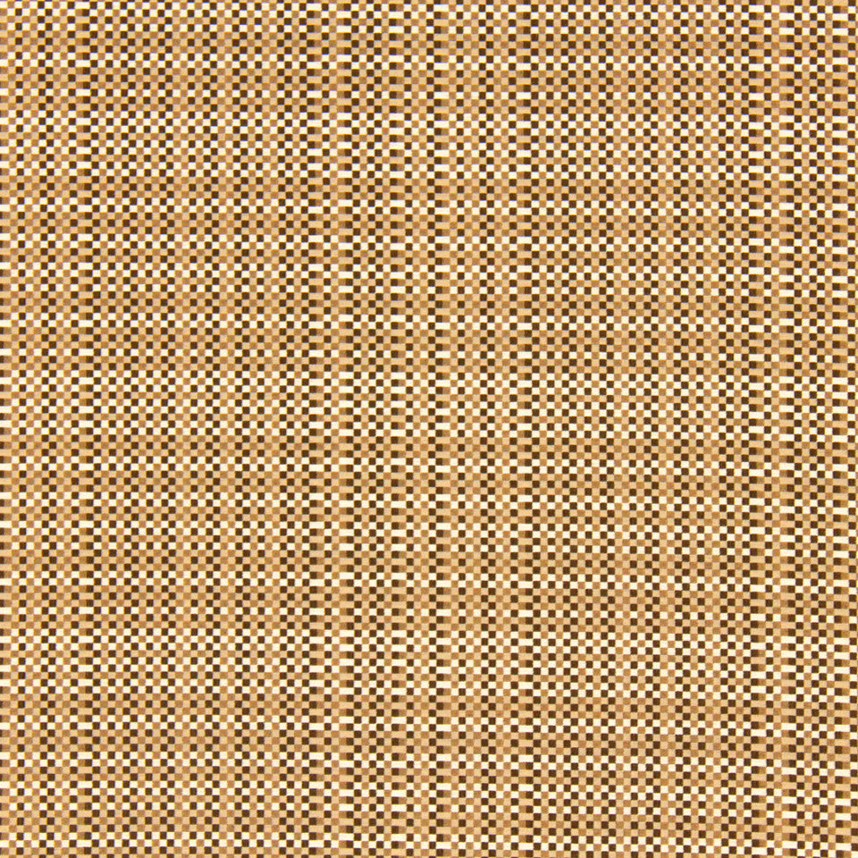 DWELLSTUDIO MODERN COUTURE Pixel Fabric - Mink