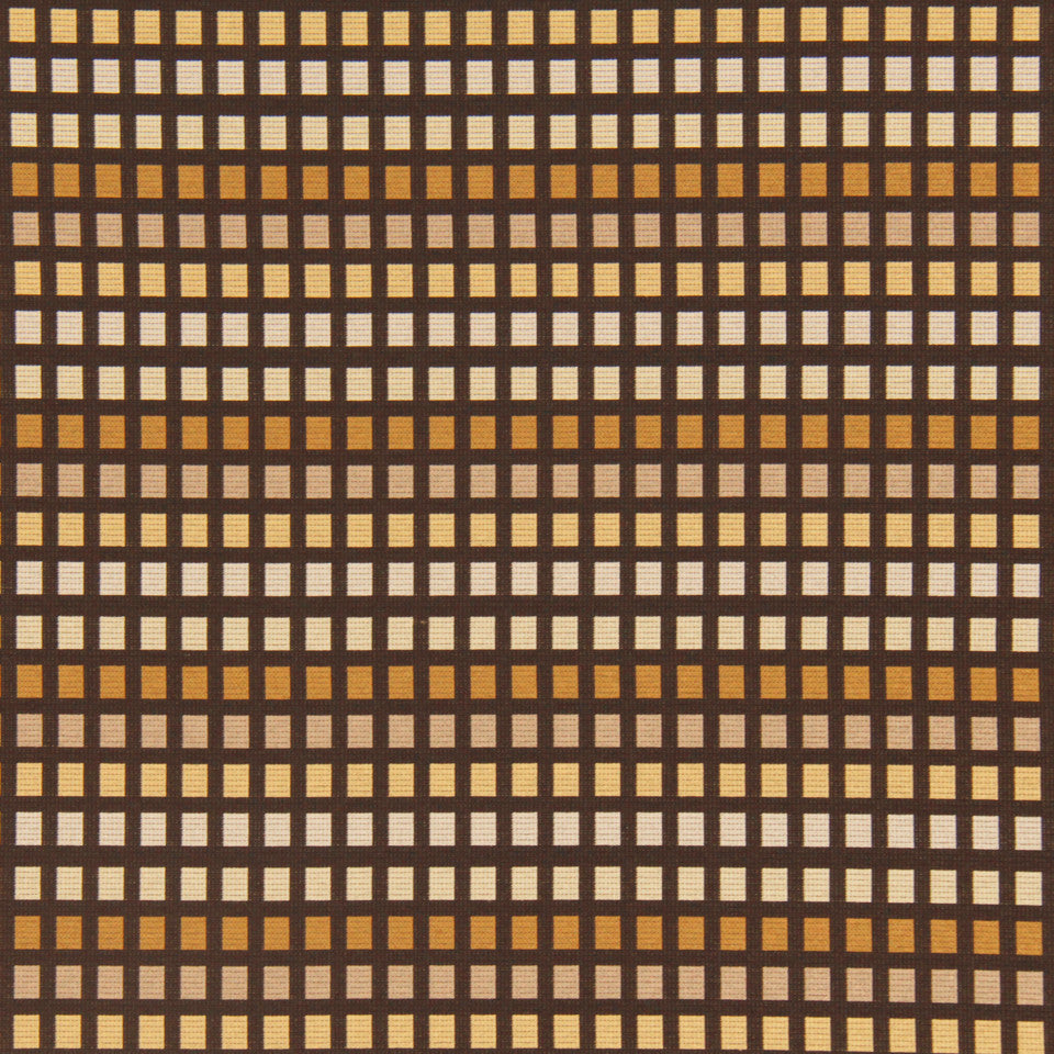 DWELLSTUDIO MODERN COUTURE Quad Fabric - Sable
