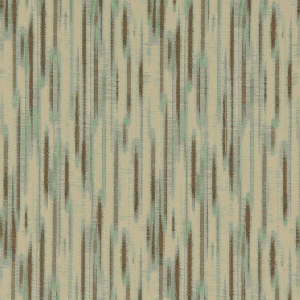 DWELLSTUDIO MODERN COUTURE Pinceaux Fabric - Mineral
