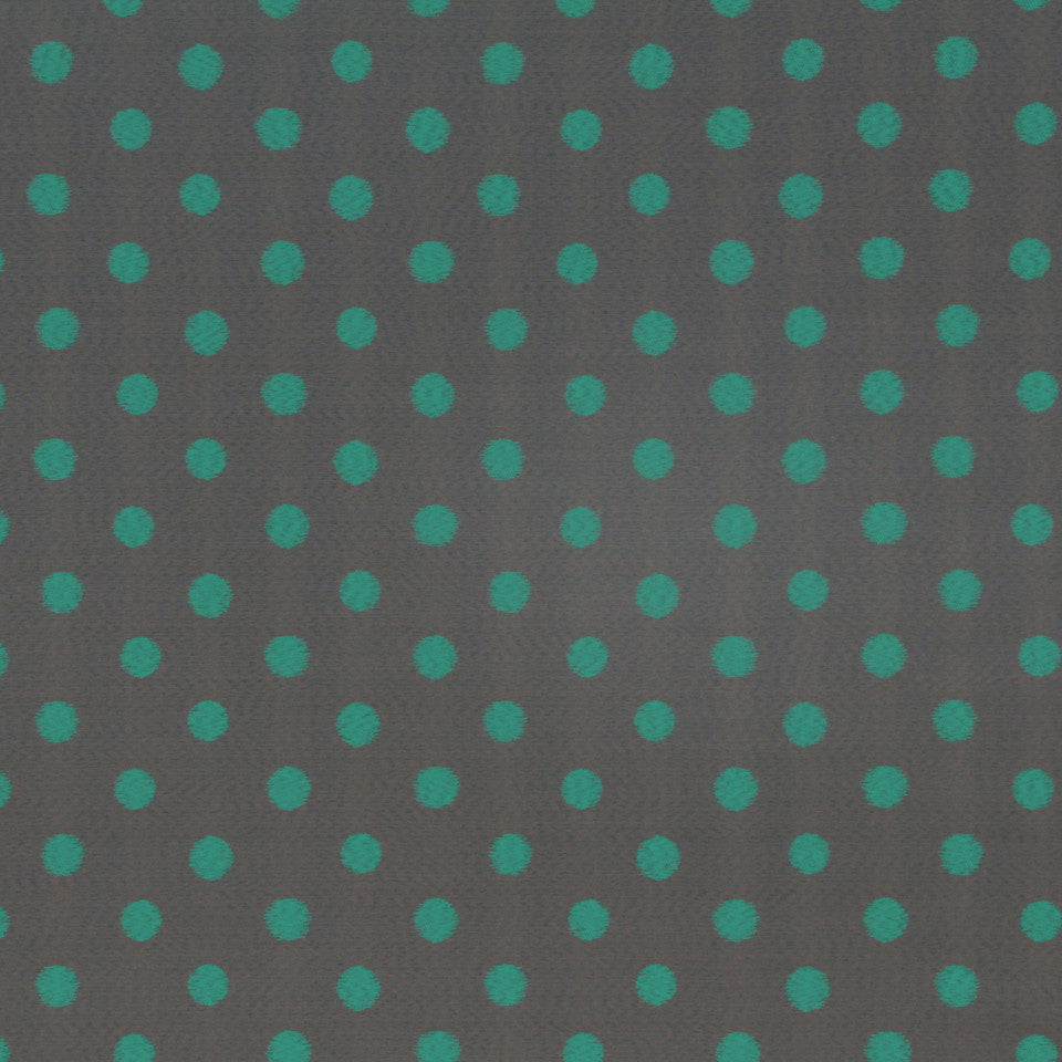 MODERN II Moon Dance Fabric - Emerald
