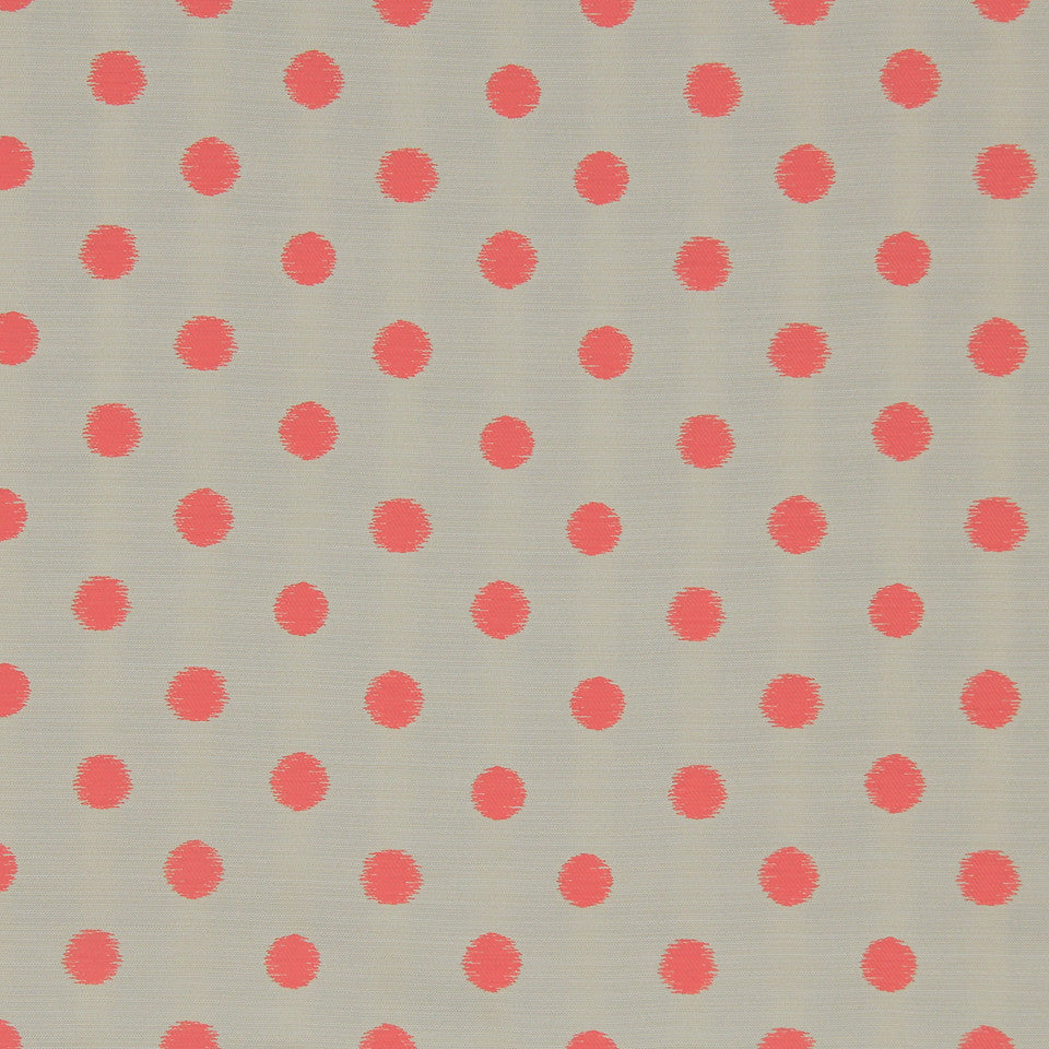 MODERN II Moon Dance Fabric - Tangerine