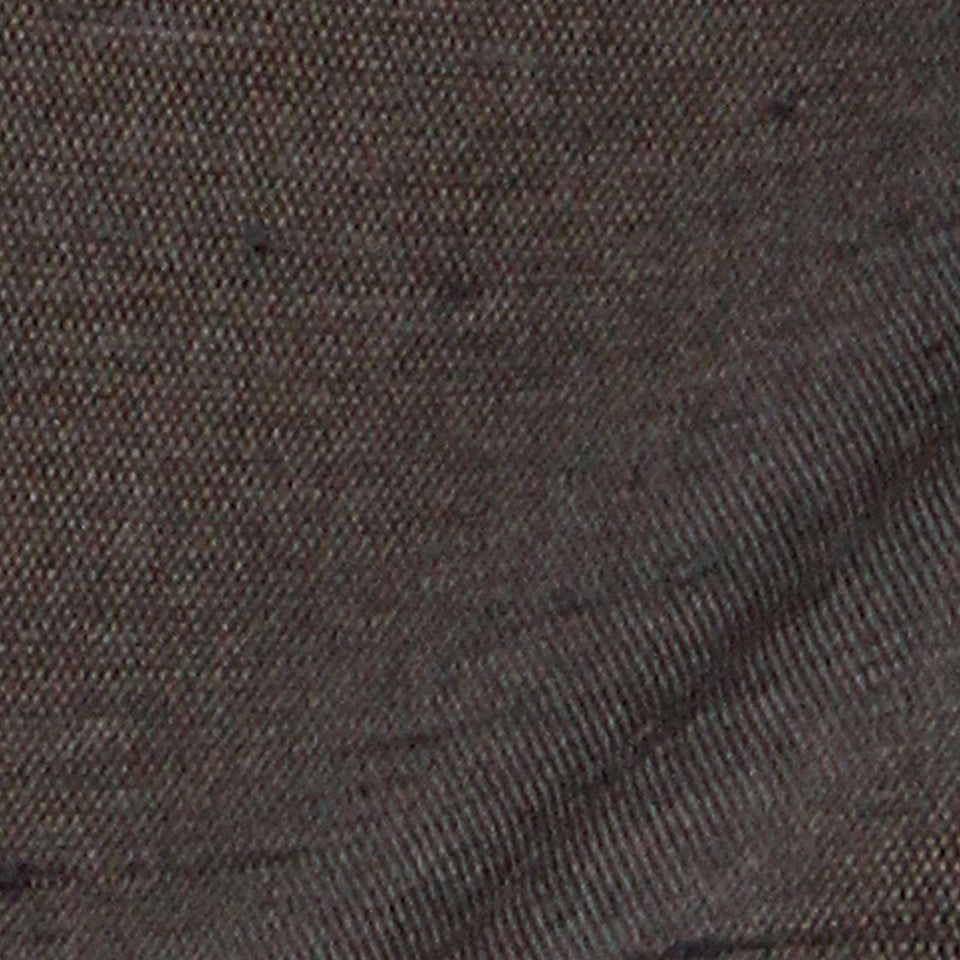 SILK SOLIDS Mulberry Silk Fabric - Coal