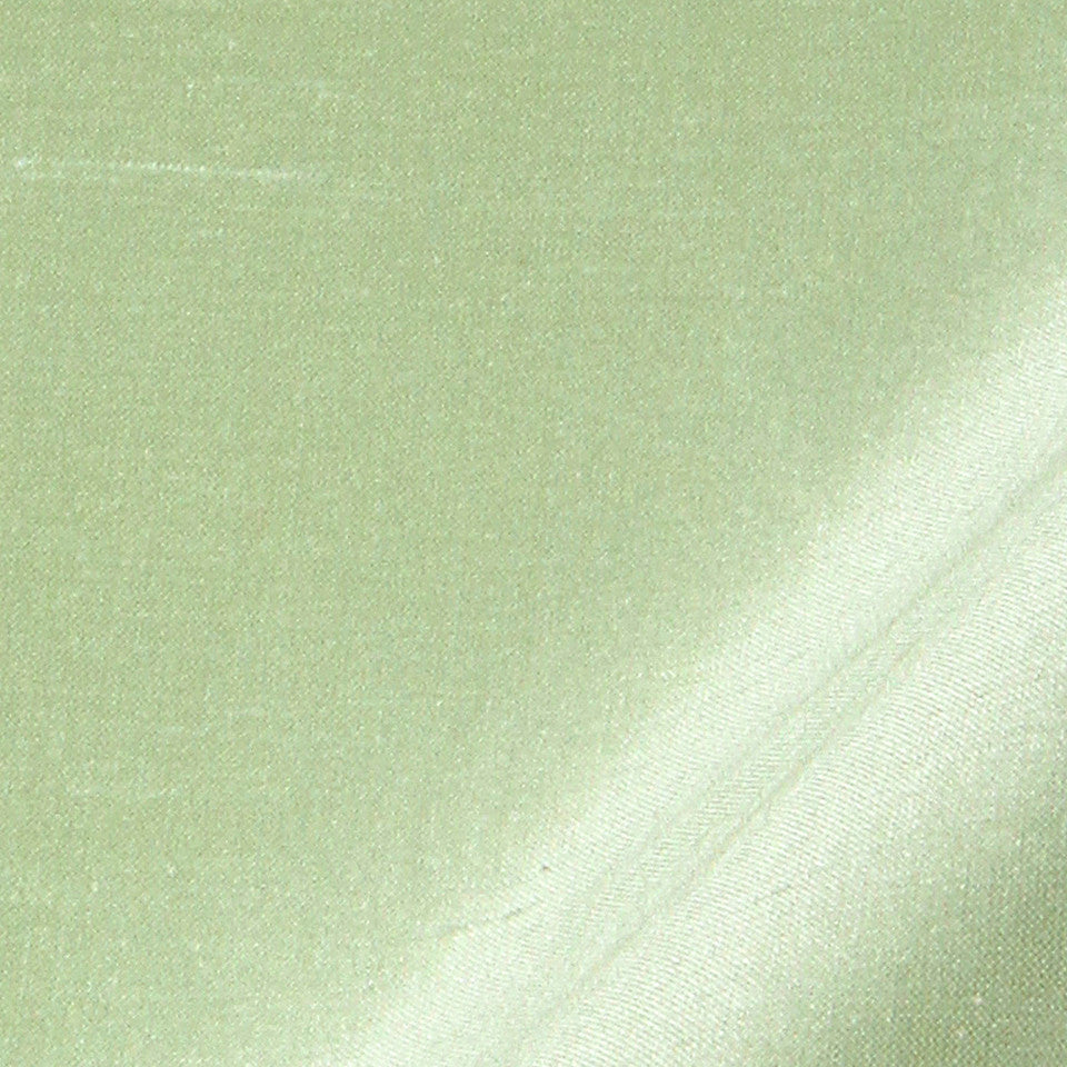 SILK SOLIDS Mysore Silk Fabric - Cabbage