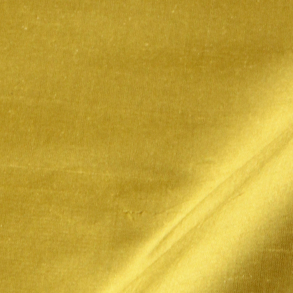 SILK SOLIDS Mysore Silk Fabric - Chartreuse