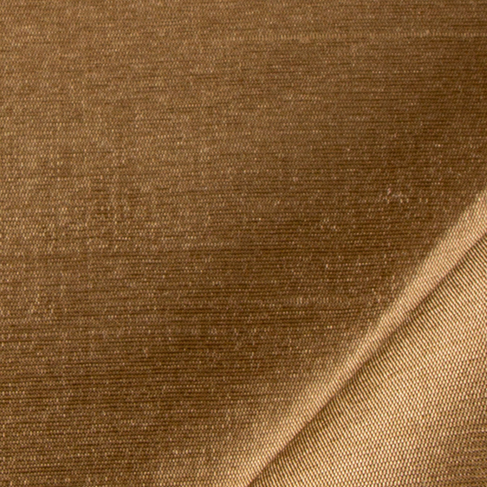 SILK SOLIDS Mulberry Silk Fabric - Dark Taupe