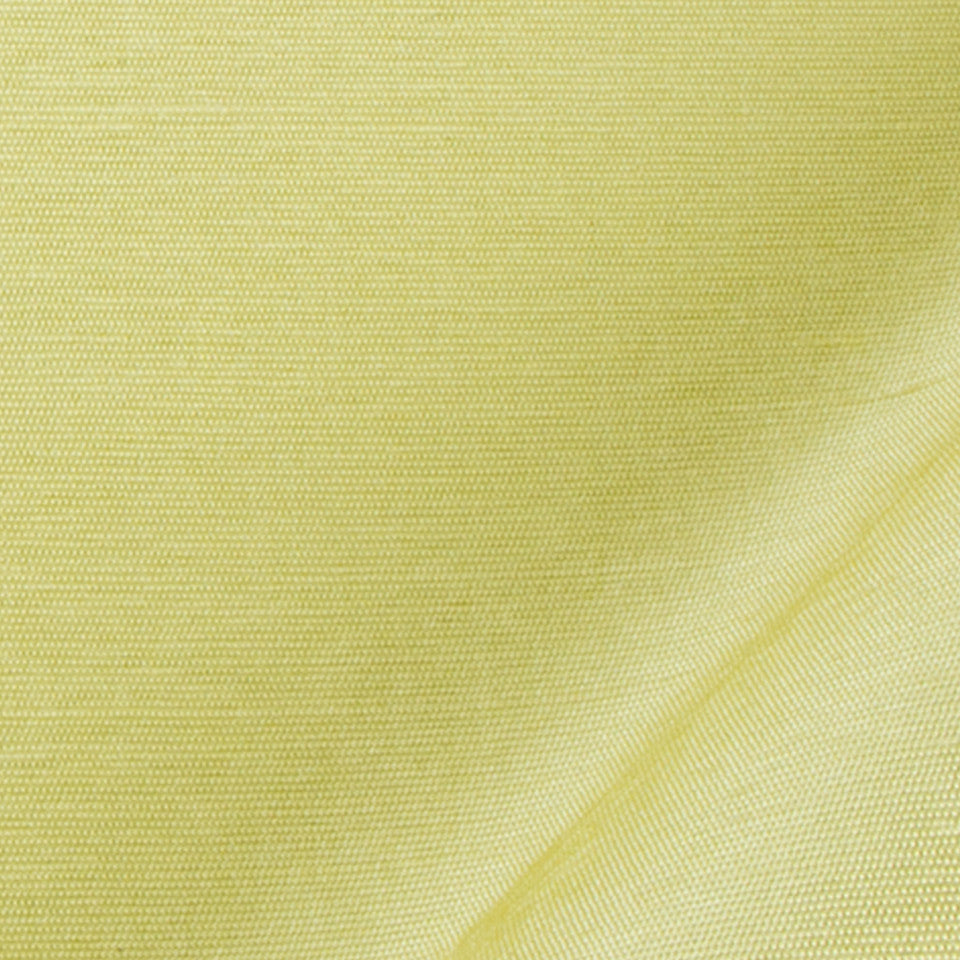 SILK SOLIDS Mulberry Silk Fabric - Lemongrass