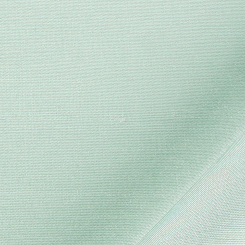 SILK SOLIDS Mulberry Silk Fabric - Mint