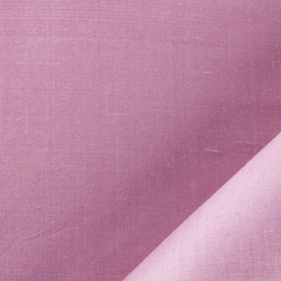 SILK SOLIDS Mysore Silk Fabric - Orchid