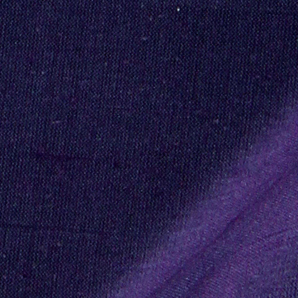 SILK SOLIDS Mysore Silk Fabric - Violet