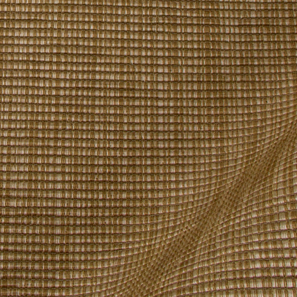 SILK SOLIDS Pattu Ottoman Fabric - Dark Flax