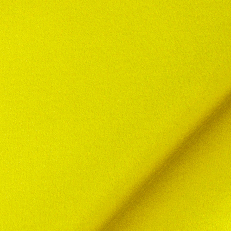 SILK SOLIDS Prism Satin Fabric - Chartreuse