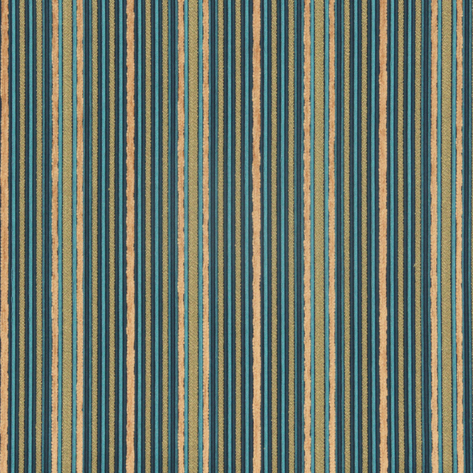 CRYPTON MODERN UPHOLSTERY Soft Roads Fabric - Aquamarine