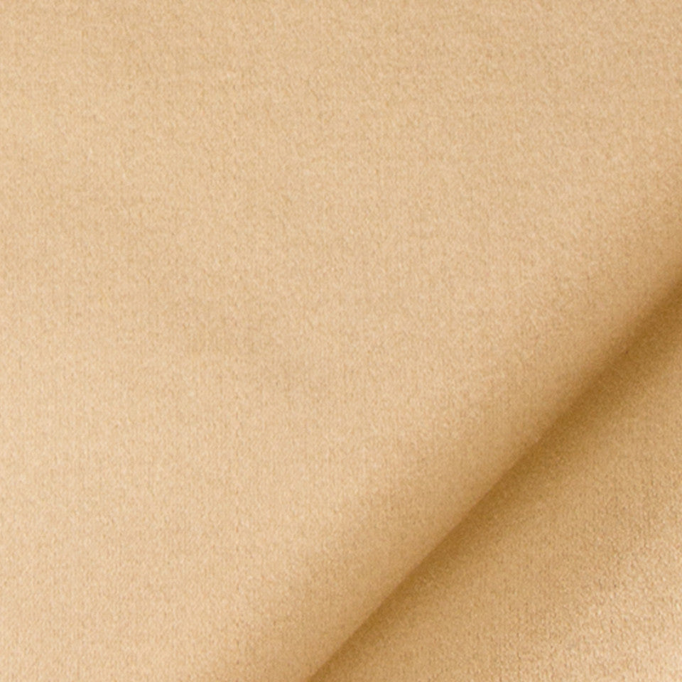 SILK SOLIDS Prism Satin Fabric - Fawn