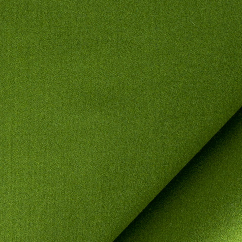 SILK SOLIDS Prism Satin Fabric - Forest