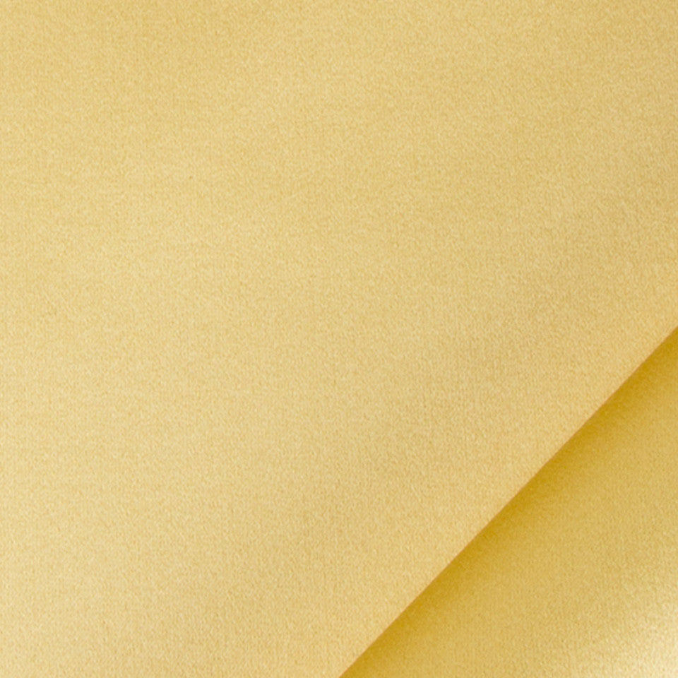 SILK SOLIDS Prism Satin Fabric - Honey
