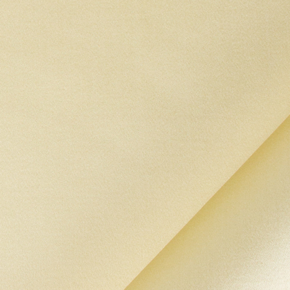 SILK SOLIDS Prism Satin Fabric - Maple