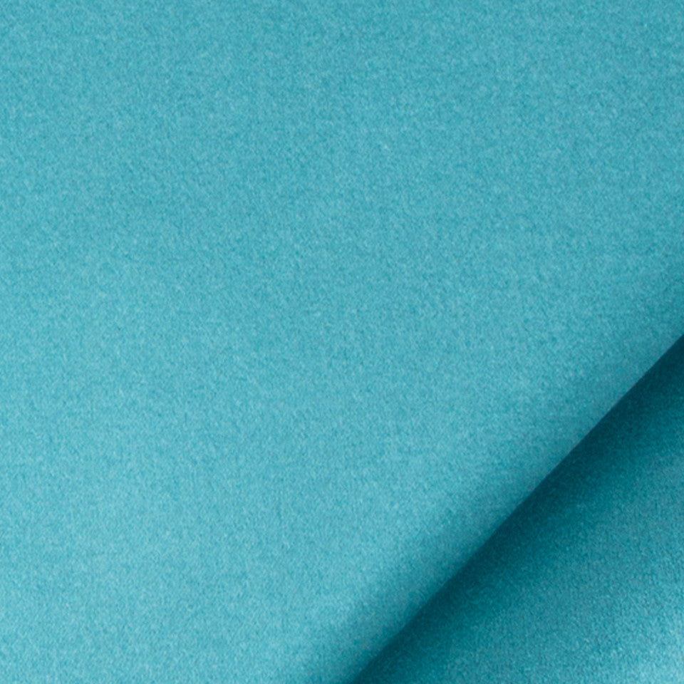 SILK SOLIDS Prism Satin Fabric - Neptune
