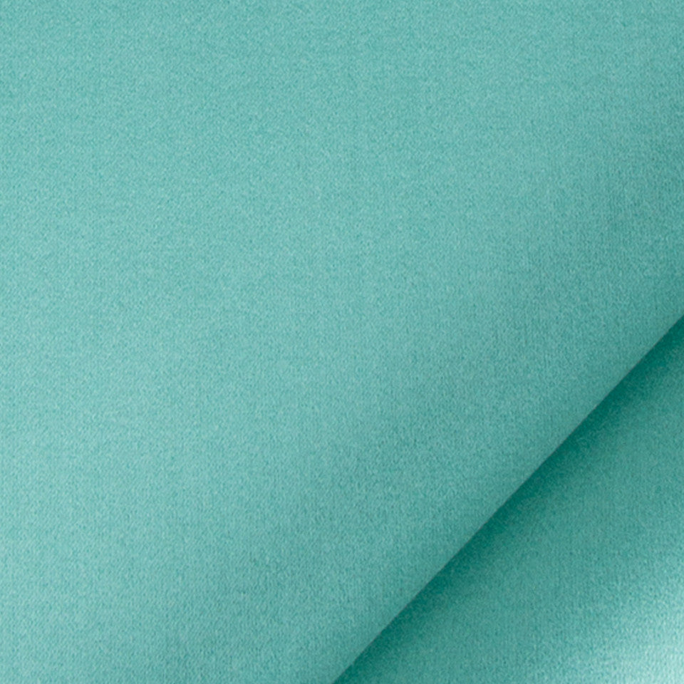 SILK SOLIDS Prism Satin Fabric - Pacific