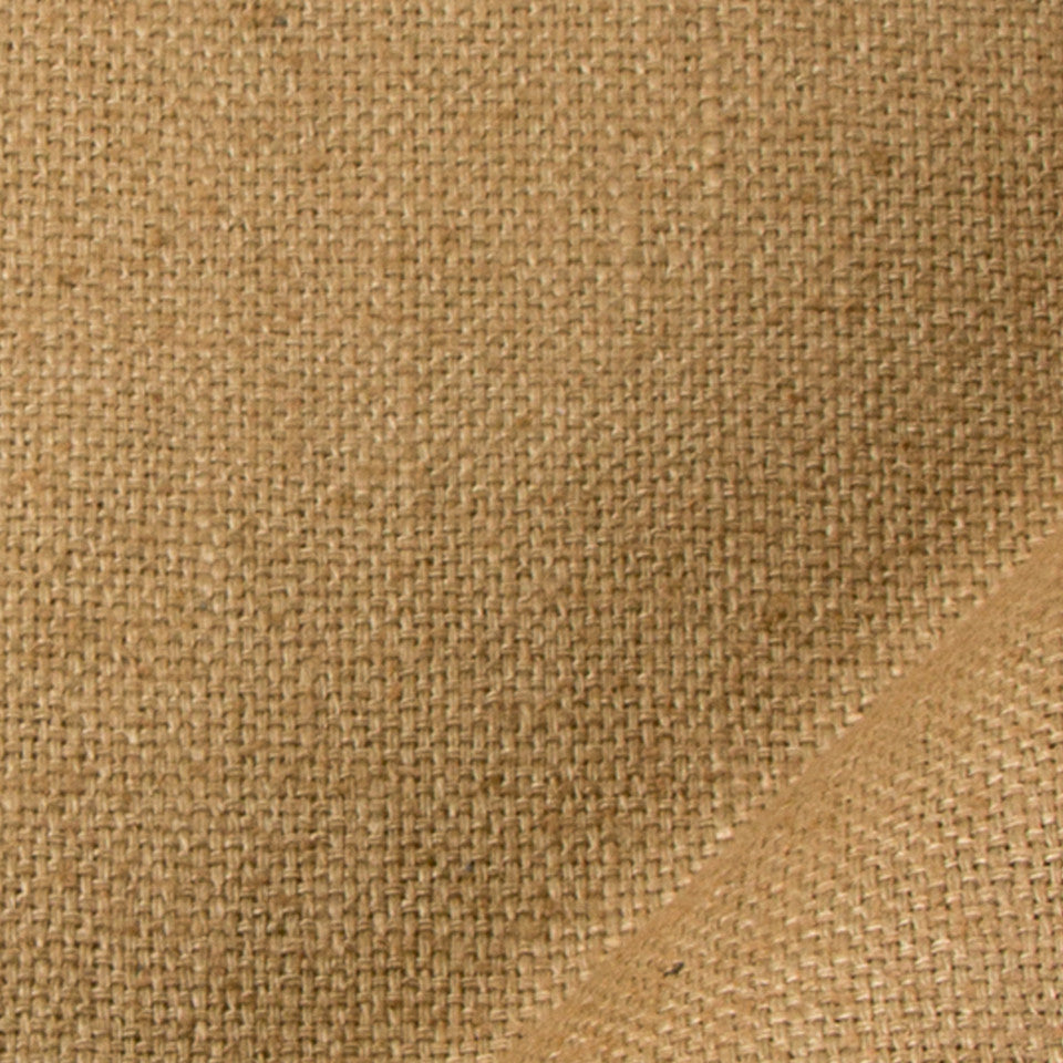 SILK SOLIDS Matka Solid Fabric - Truffle