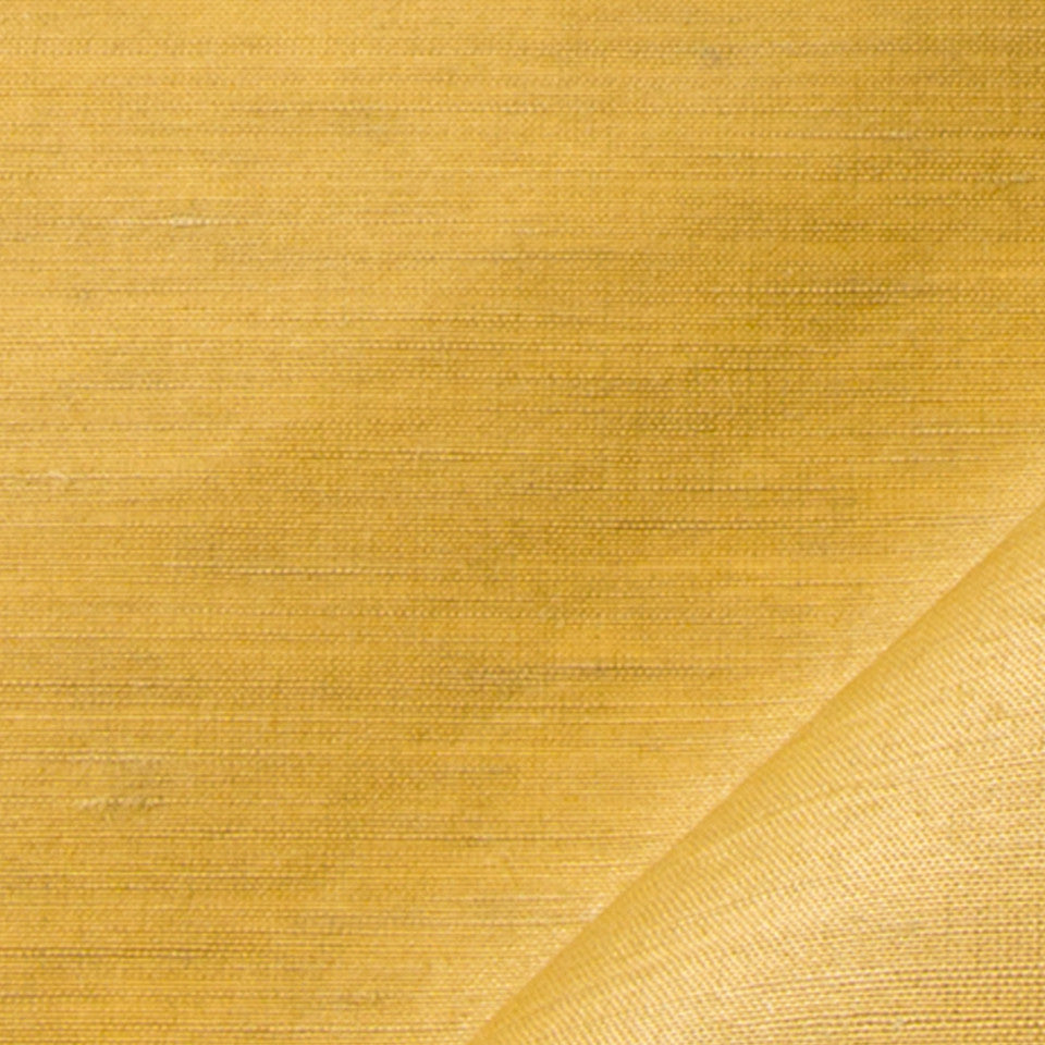 SILK SOLIDS Garlyn Solid Fabric - Antique Gold