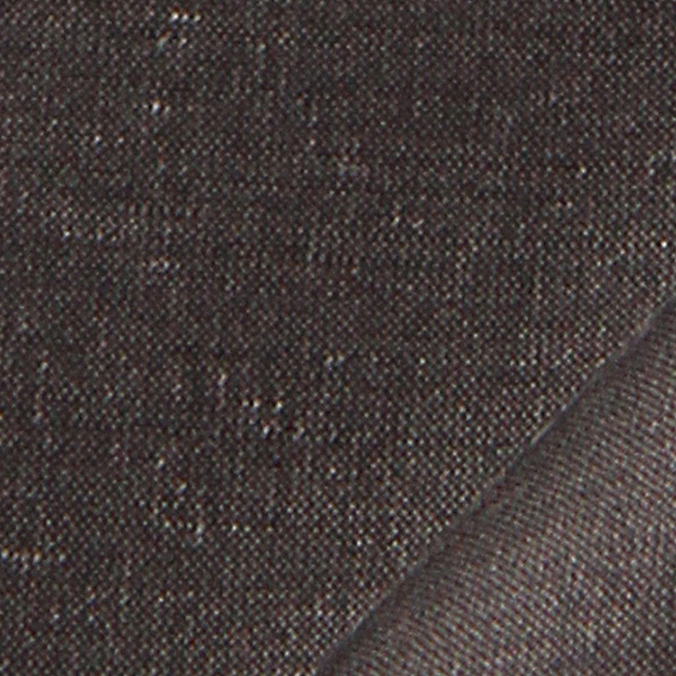 SILK SOLIDS Garlyn Solid Fabric - Dark Gray