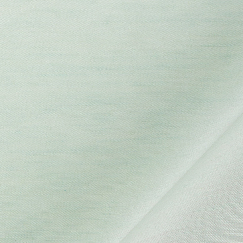 SILK SOLIDS Garlyn Solid Fabric - Mint