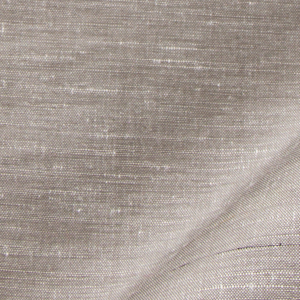 SILK SOLIDS Garlyn Solid Fabric - Platinum
