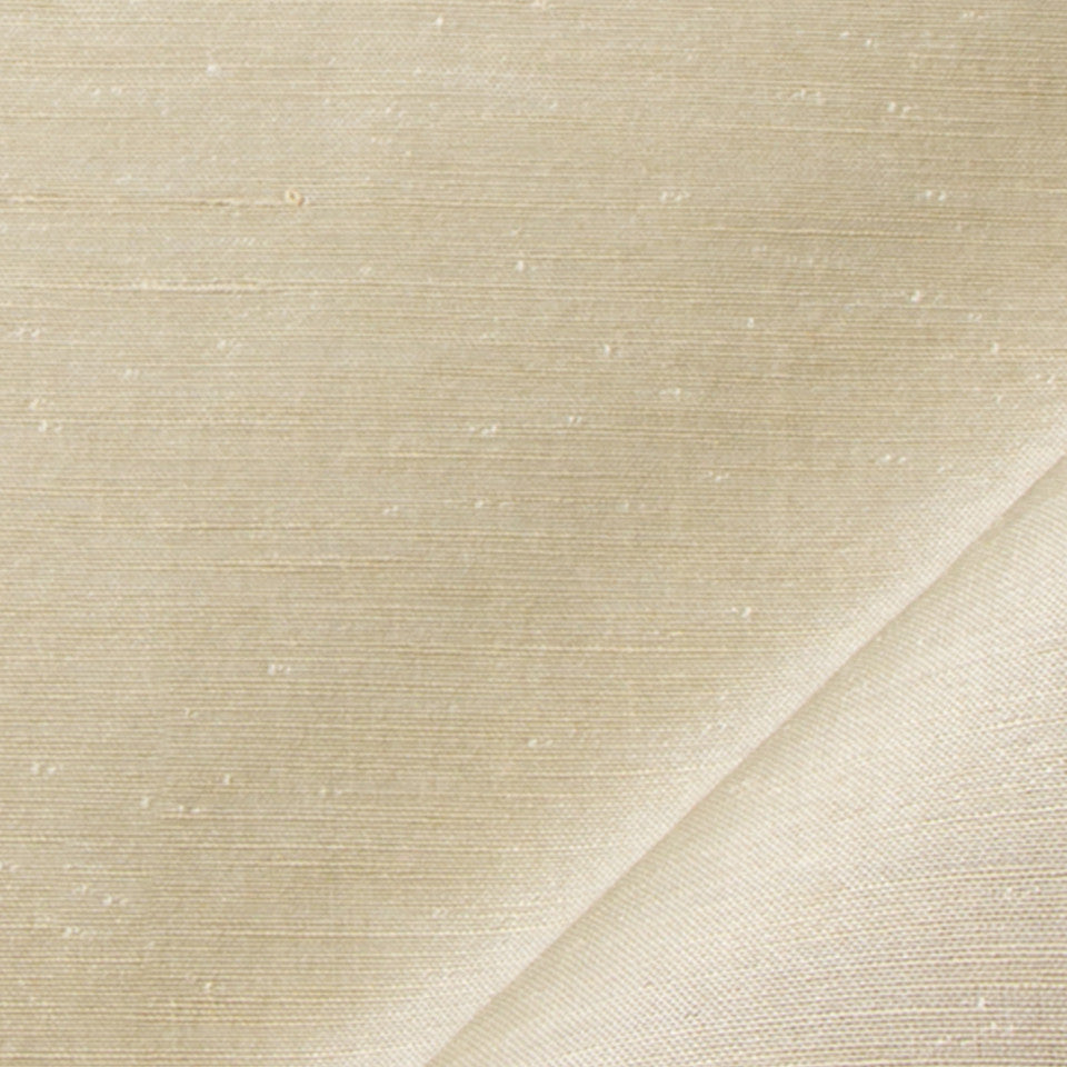 SILK SOLIDS Garlyn Solid Fabric - Stone