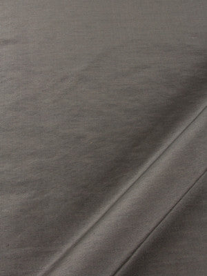 SILK SOLIDS Garlyn Solid Fabric - Storm Gray