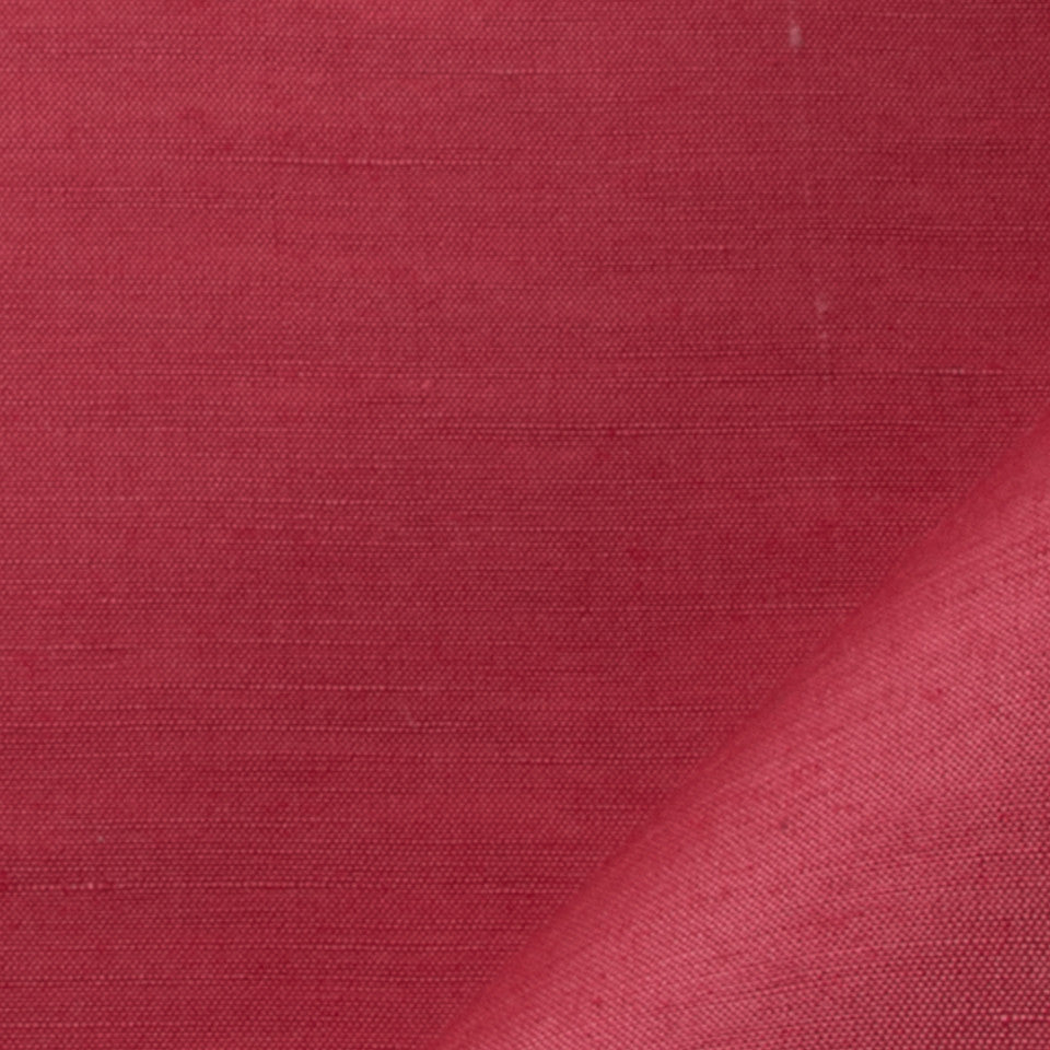 SILK SOLIDS Garlyn Solid Fabric - Tomato