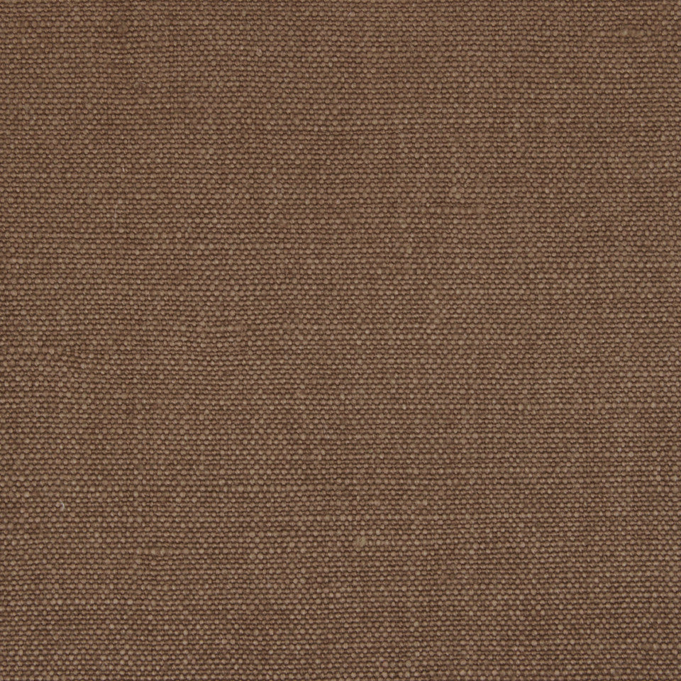 LINEN SOLIDS Linseed Solid Fabric - Bark