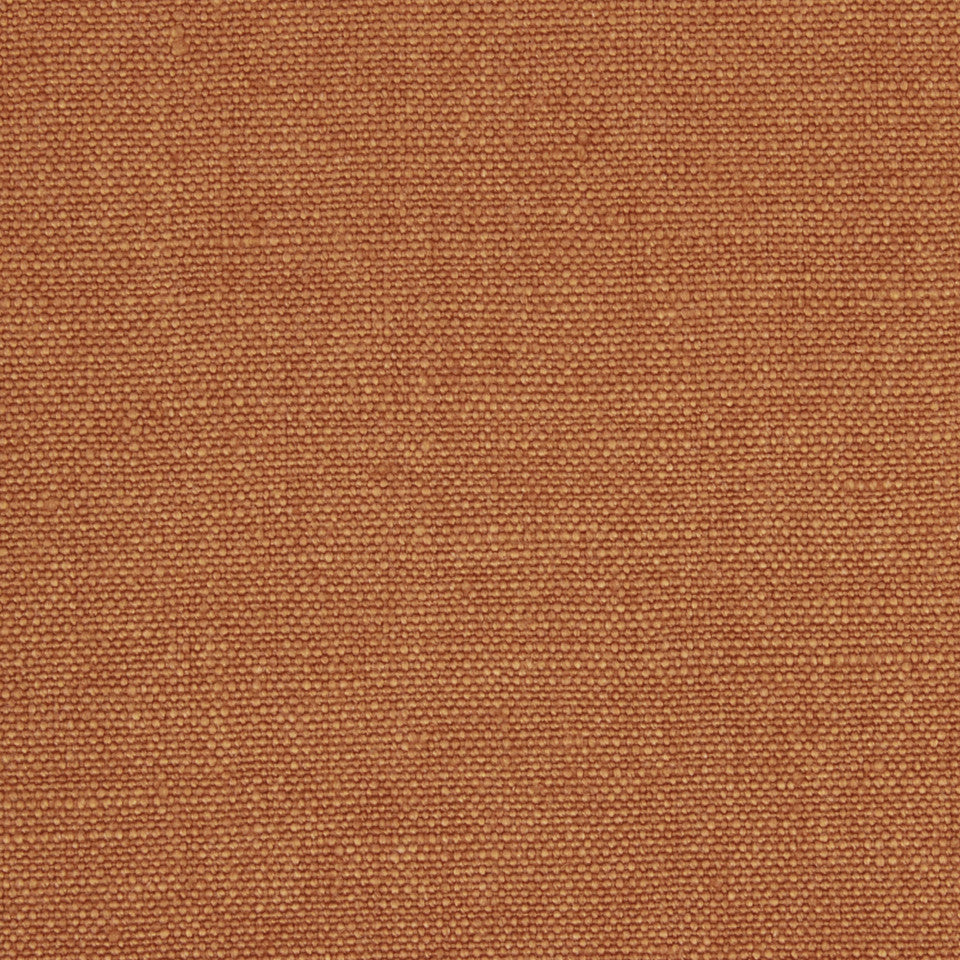 LINEN SOLIDS Linseed Solid Fabric - Cognac