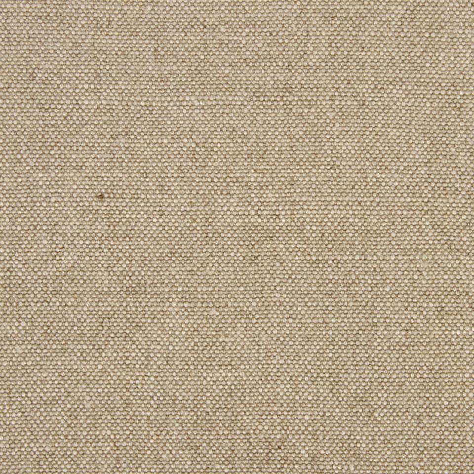 LINEN SOLIDS Linseed Solid Fabric - Dark Flax