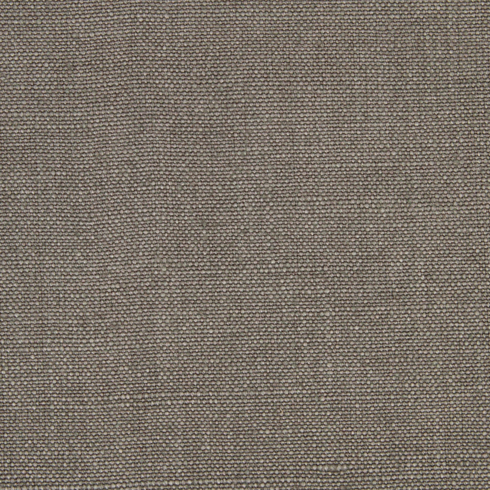 LINEN SOLIDS Linseed Solid Fabric - Dark Gray
