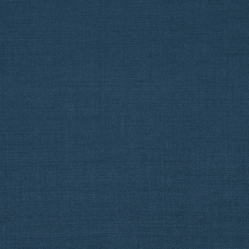 LINEN SOLIDS Linseed Solid Fabric - Indigo