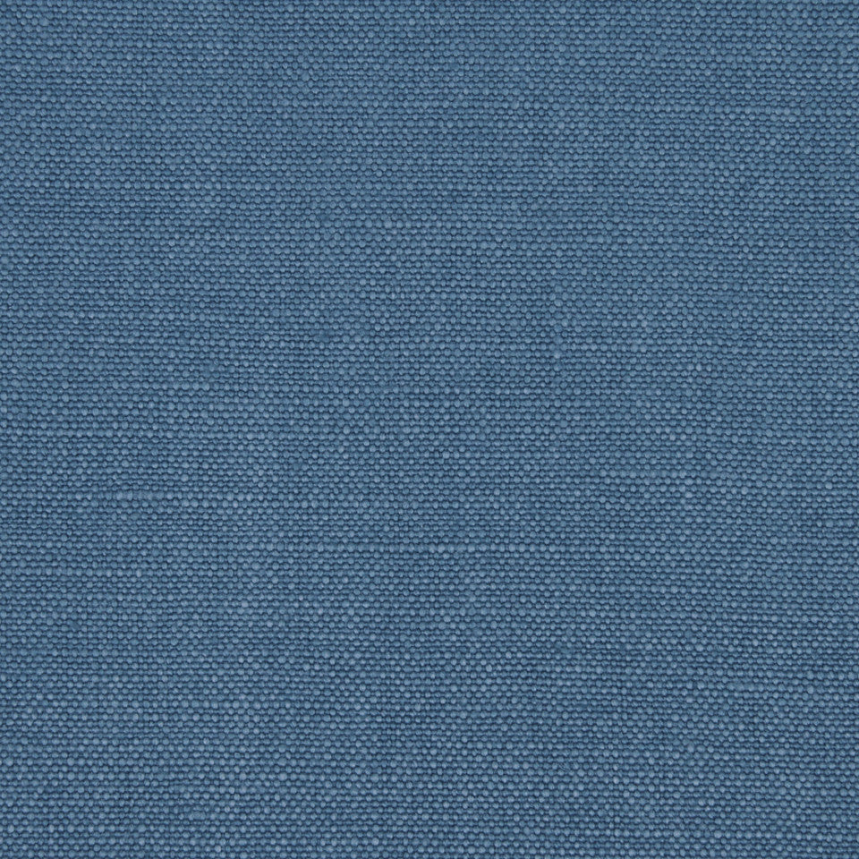 LINEN SOLIDS Linseed Solid Fabric - Island Blue
