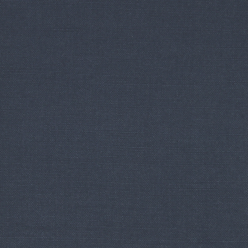 LINEN SOLIDS Linseed Solid Fabric - Midnight