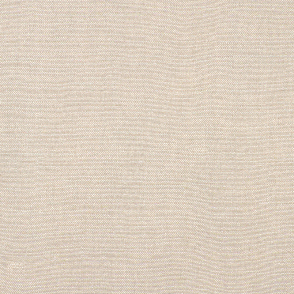 LINEN SOLIDS Linseed Solid Fabric - Natural